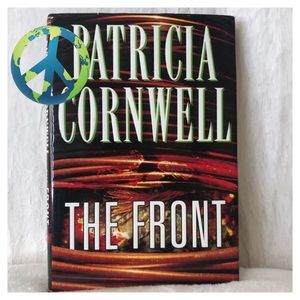 2/$12 Patricia Cornwell Novel, THE FRONT